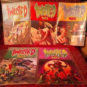PC comics twisted tales